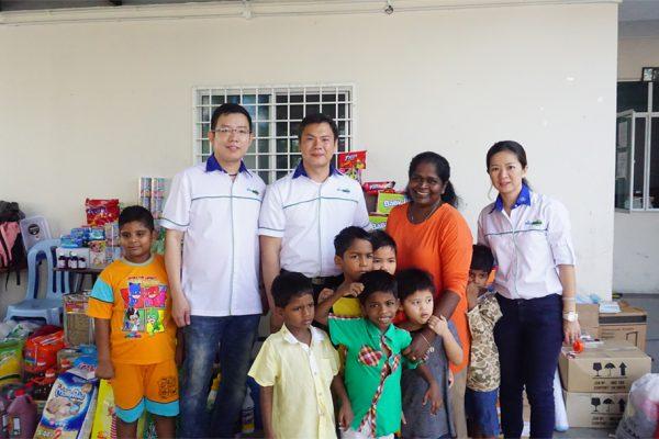 Ophanage center visit 2018_2 copy